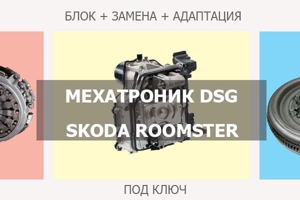Мехатроник ДСГ Шкода Румстер